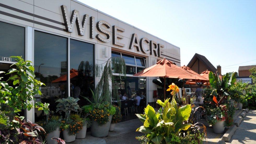 Delightful Wise Acre Eatery Restaurant Week July 2017