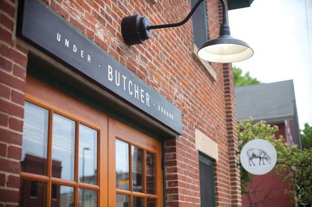 Underground Butcher exterior