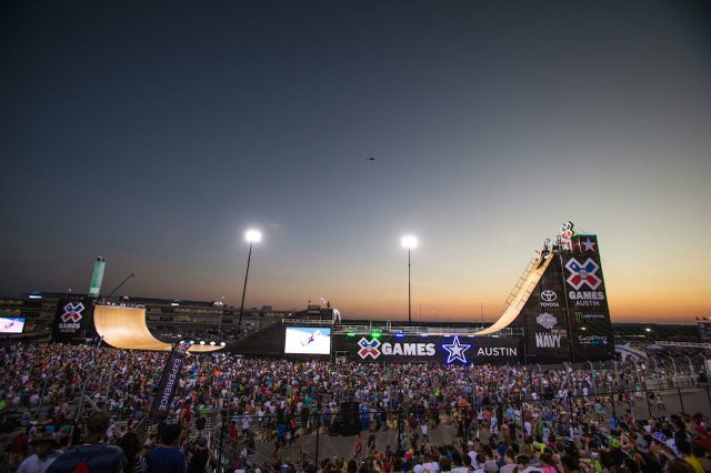 2015 X Games in Austin, TX