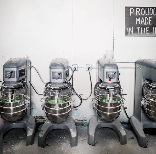 Da Bomb Fizzers warehouse in Edina