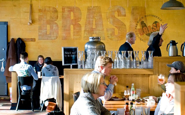 Brasa Dining Room