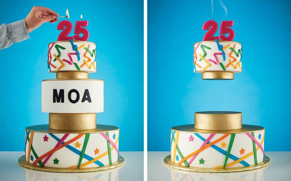 Cake Shops At Moa