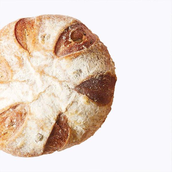Olive Bread at Patrick's Bakery