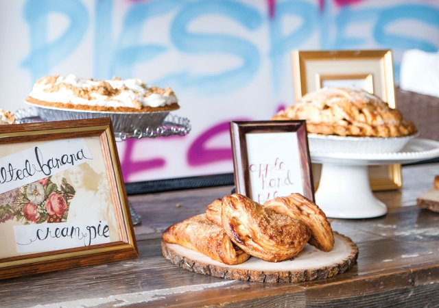Power, Pie and Corruption at Salty Tart