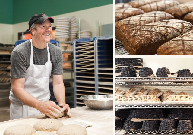 Steve Horton - Bakers Field Flour
