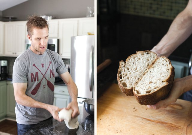 Chris Boles of Fire and Flour