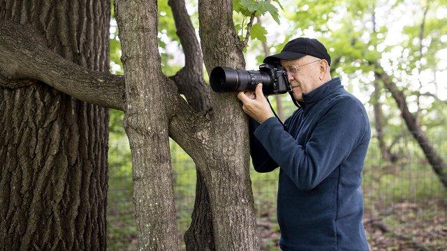 Photographer Jim Brandenburg
