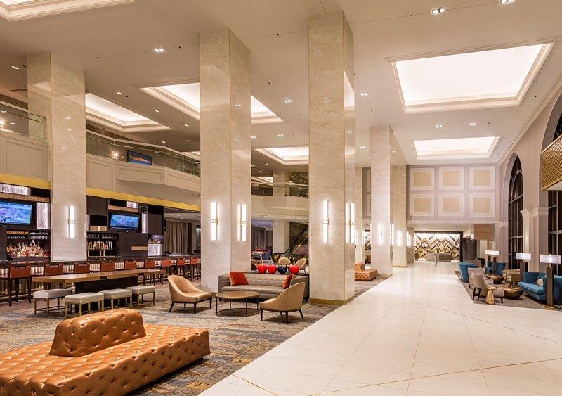 Hilton Hotel Mpls