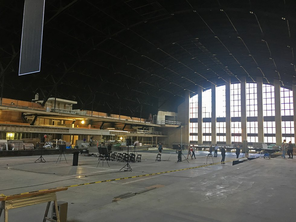 Minneapolis Armory Gets A Super Bowl Worthy Makeover