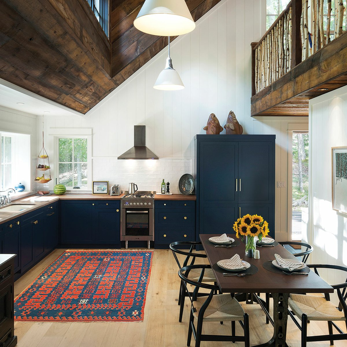 Living On Lake Time Hayward Wisconsin Cabin Tour Mpls St Paul Magazine