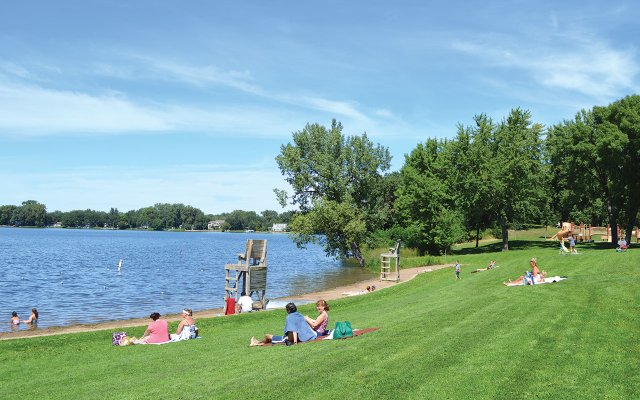 Lake Josephine in Arden Hills