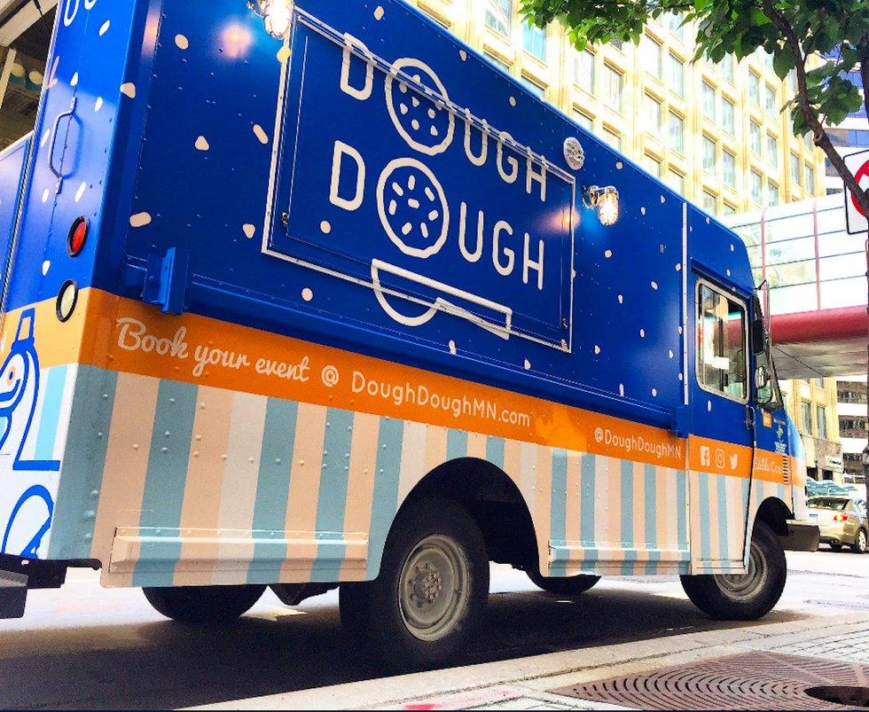 Dough Dough S Moving Into Moa Mpls St Paul Magazine