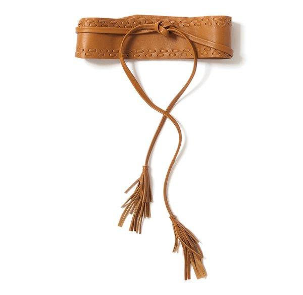 wide belt from Roe Wolfe