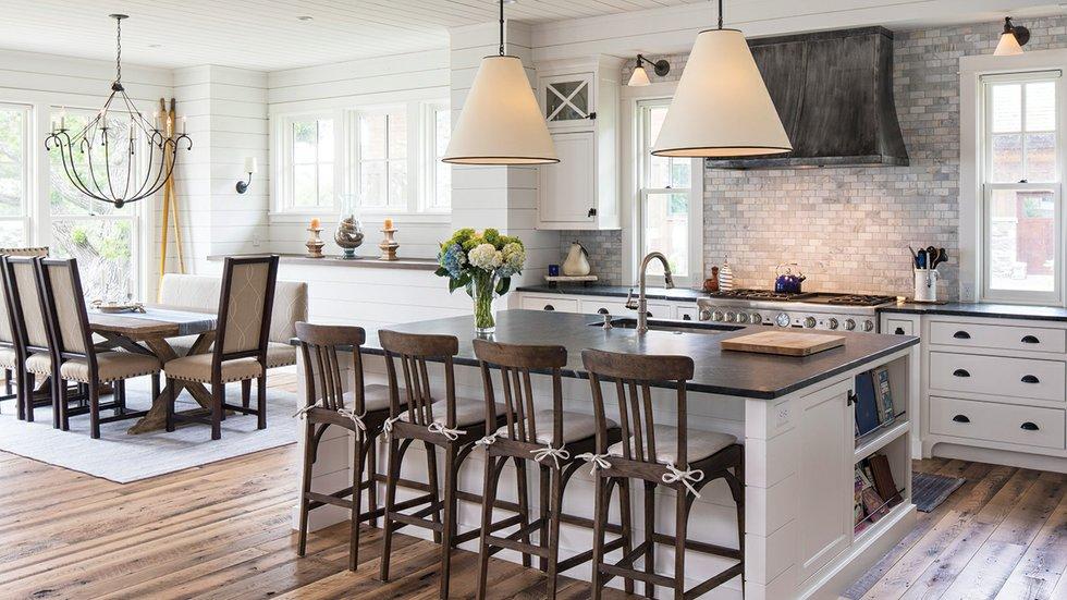 Kitchen With Wood Floor Part 94