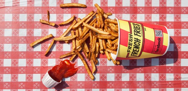 Minnesota State Fair Fries