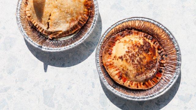 Sarah's Tipsy Pies