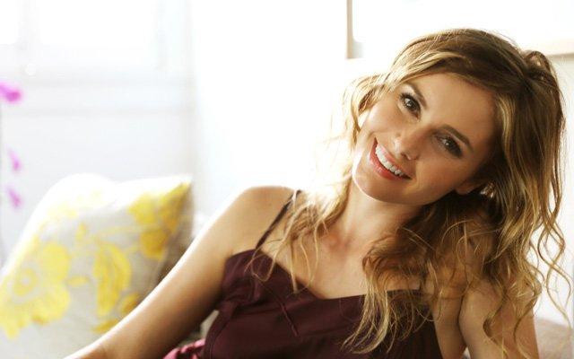 Brianna Brown, actress