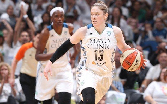Lindsay Whalen, Minnesota Lynx guard