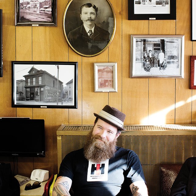 7th Street Barbers in St. Paul, Minnesota