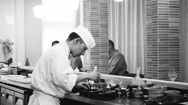 Chef Shigeyuki Furukawa