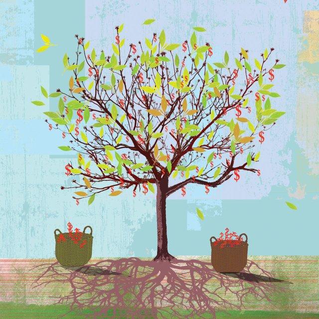 RBC tree illustration