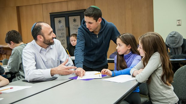 Jewish Day School Prep School 2017