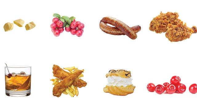 Wisconsin foods