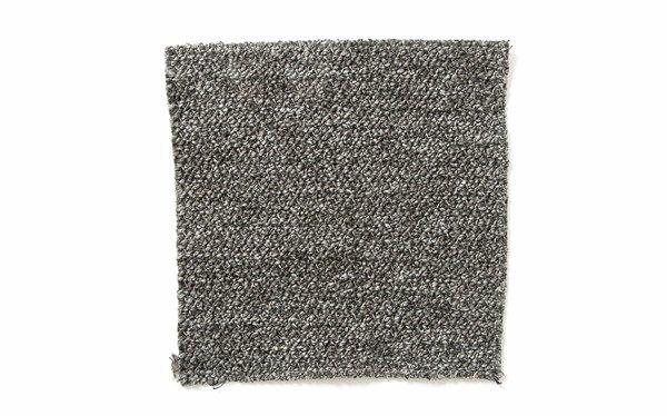 Gray fabric swatch