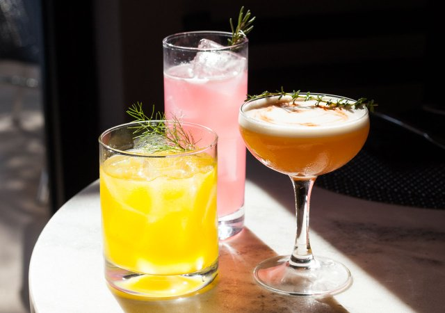 Cocktails at Bardo
