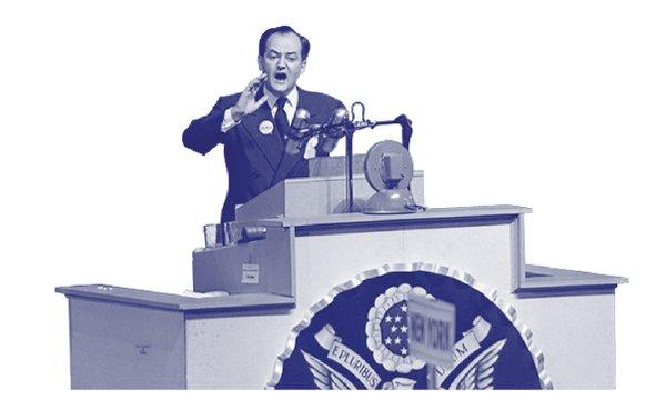 Mayor Hubert Humphrey