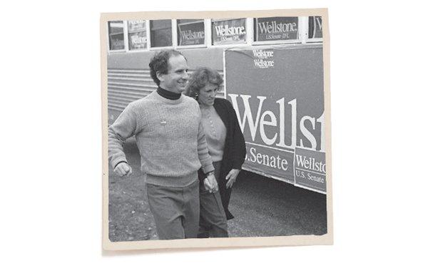 Senator Paul Wellstone