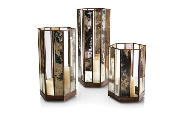 Dubois lanterns from Crate & Barrel