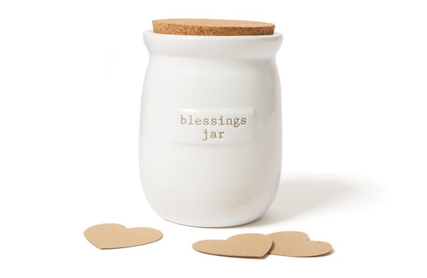 Blessings jar from General Store  of Minnetonka