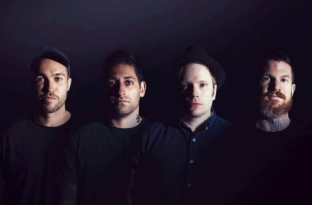 Fall Out Boy - Screenshot from Instagram