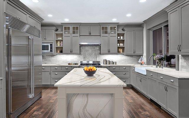 Mpls.St.Paul ASID Showcase Home Tour's kitchen
