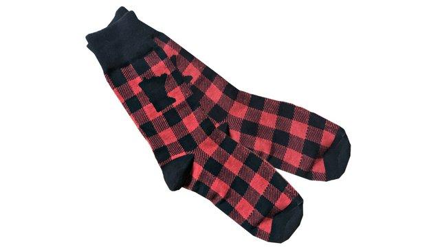 06. Minnesota Buffalo Plaid Socks.jpg