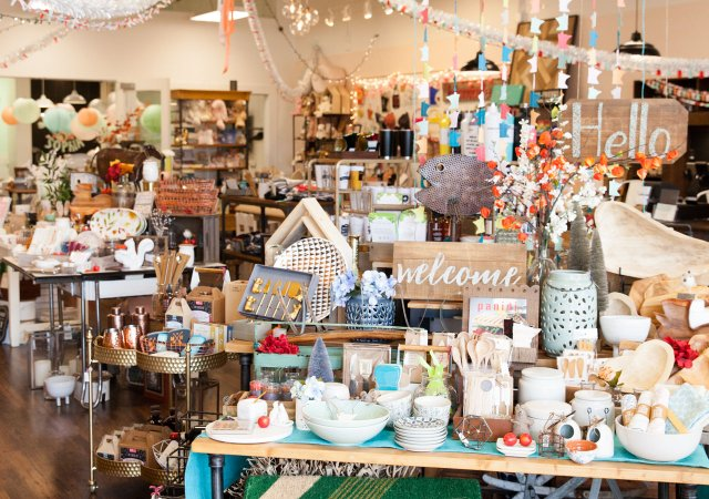 Homade gift store