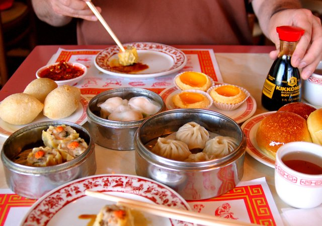 Dim Sum at Yangtze | Photo from Flickr / Pockafwye