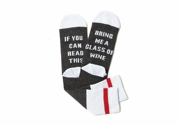 Patina Wine Socks