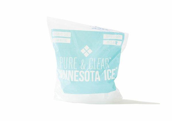 Minnesota Pure Clear Minnesota Ice