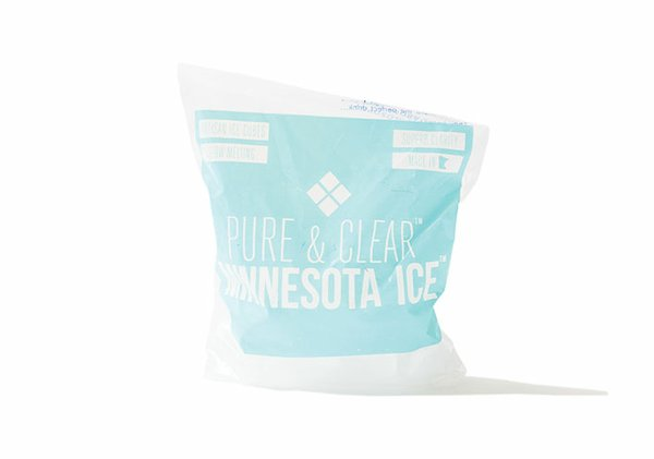 Minnesota Pure Clear Minnesota Ice