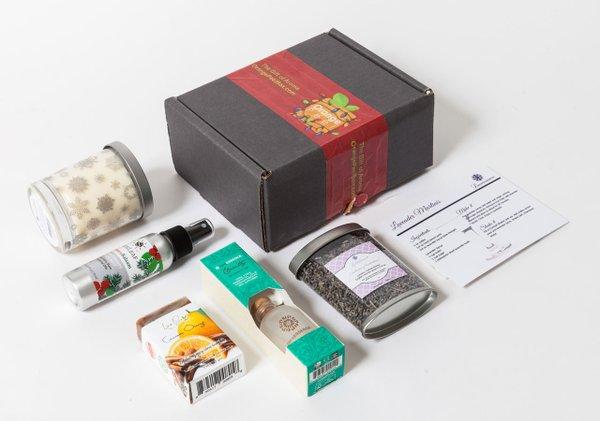 Orange Peel Box gift