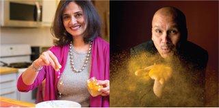 Nalini Mehta and Raghavan Iyer