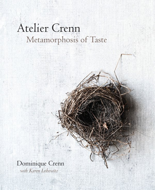 Dominique Crenn Cookbook