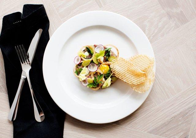 Dish at Bellecour