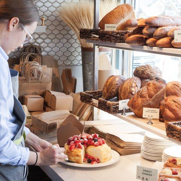 Bellecour pastries