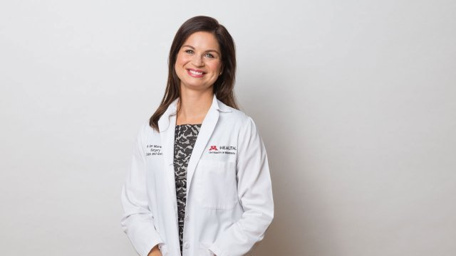 Elizabeth  Von Der Marwitz MSN, APRN, NP-C University of Minnesota Health