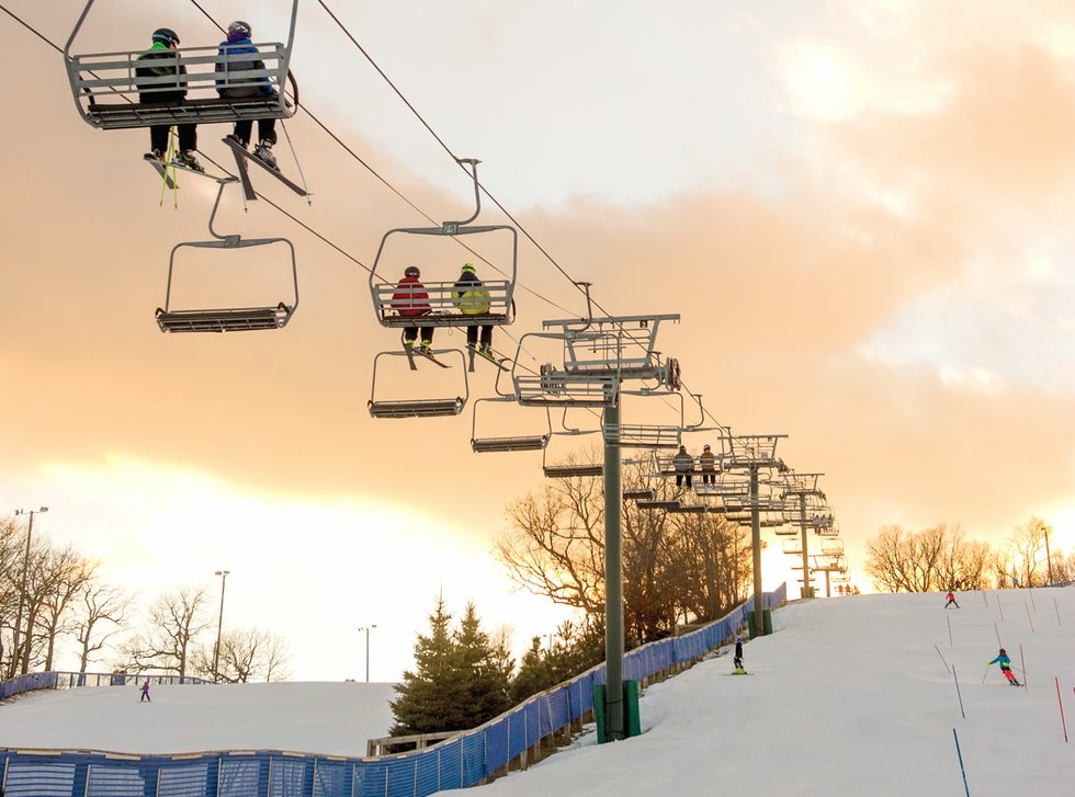 A Guide To Minnesota Ski Resorts Mpls St Paul Magazine