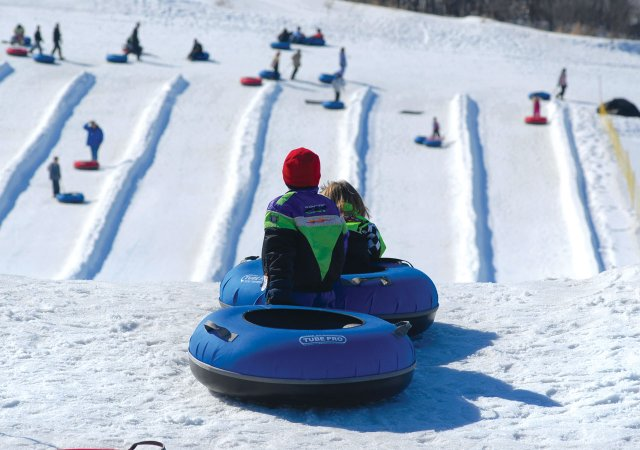 Elm Creek Winter Recreation Area