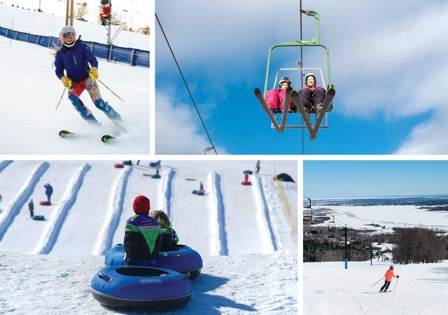 Skiing - December 2017
